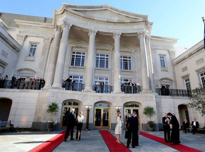 Manager of Gaillard overhaul sues firms