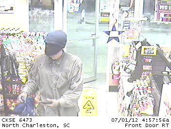 North Charleston Circle K robbed at gunpoint, police seek suspect