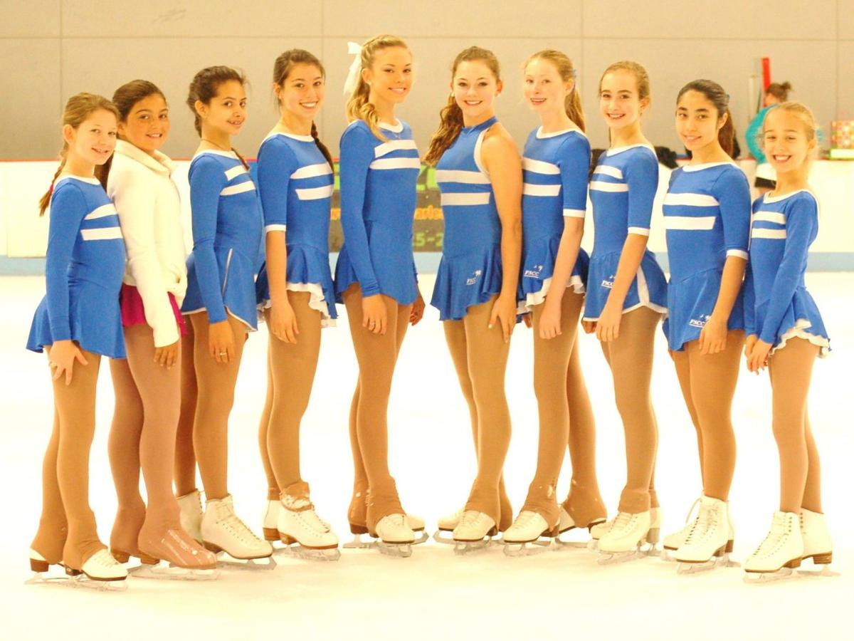 Local figure skaters qualify for regionals