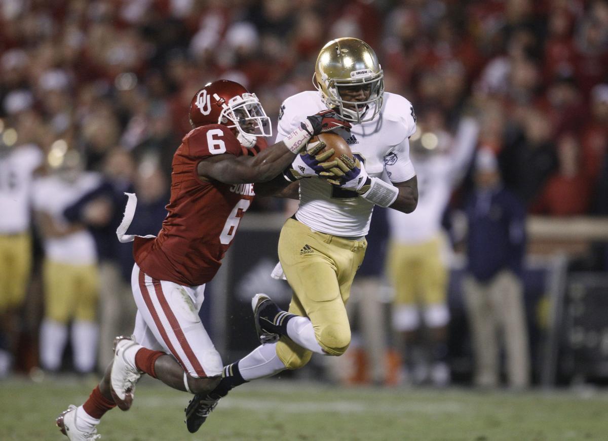Hanahan's Brown readies for NFL Draft, degree