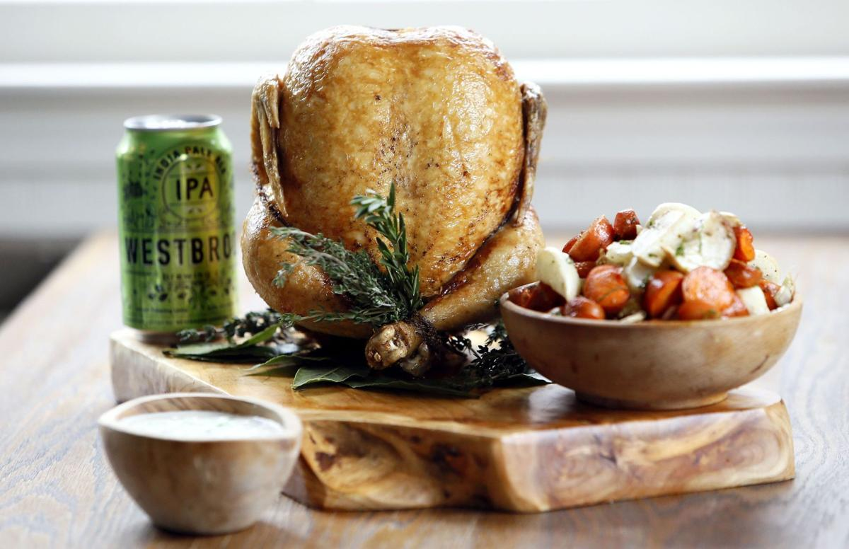 Save the receipt Revisiting a recipe from our archives Chicken takes a beery turn then and now