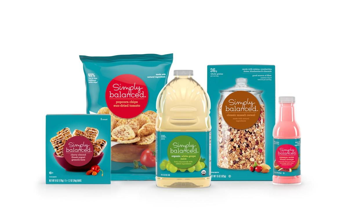 Target rolling out organic, natural grocery brand