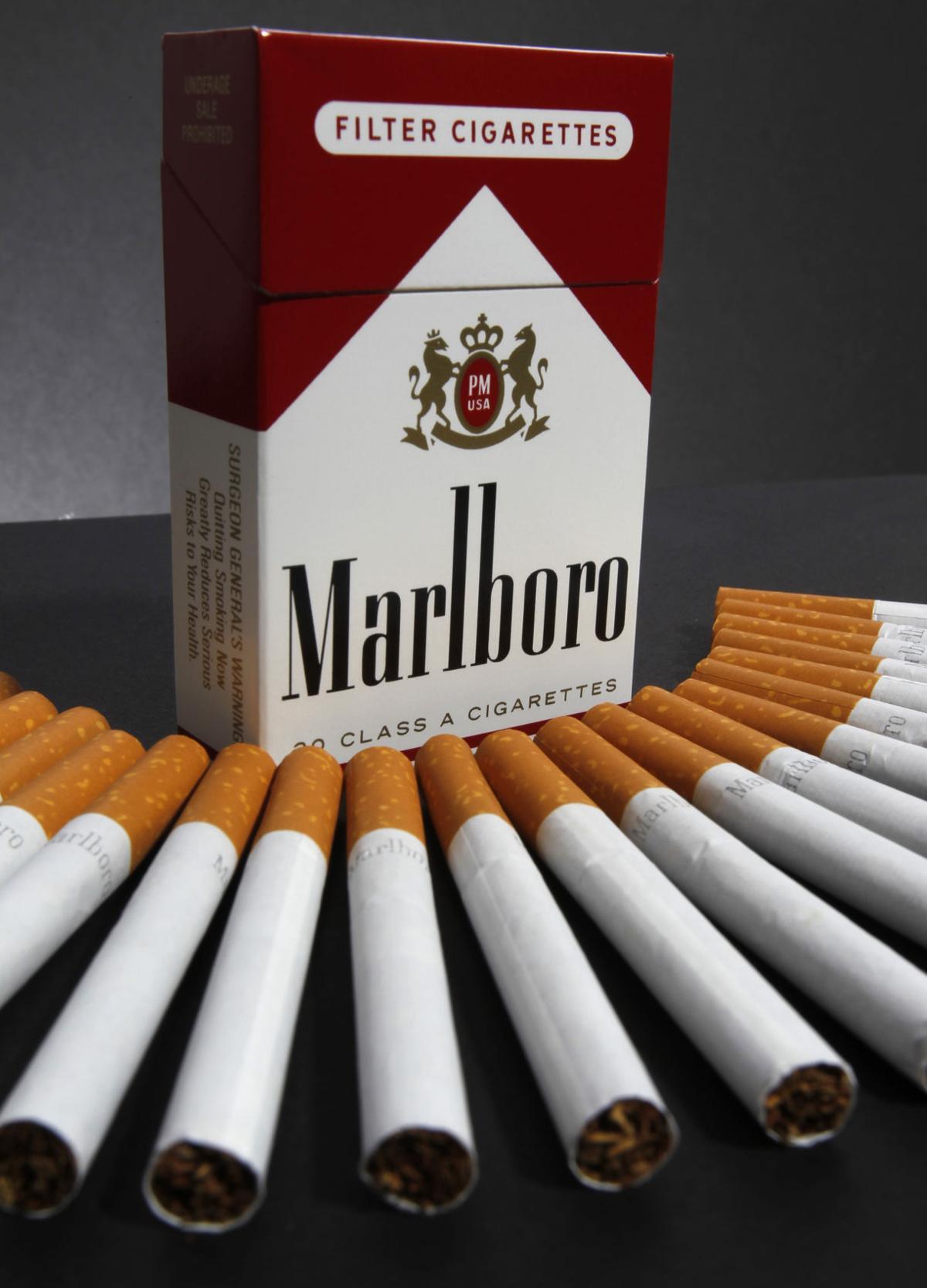 Marlboro maker Altria 3Q profit falls on charges