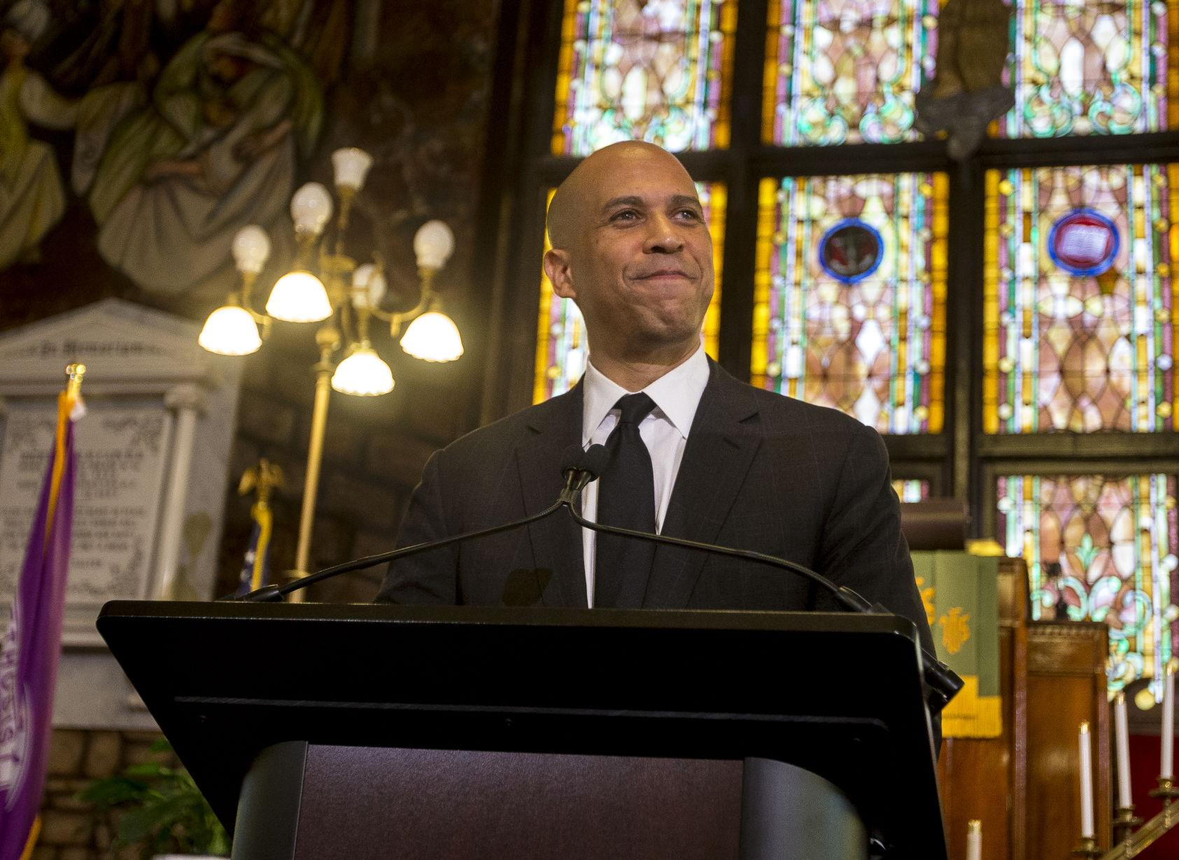 POST AND COURIER – Cory Booker to take part in Post and Courier 'Pints and Politics' on Friday
