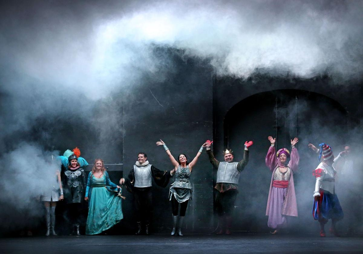 From mists of time, a rare Spoleto opera