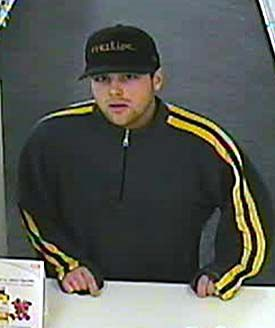 Police search for pharmacy robber