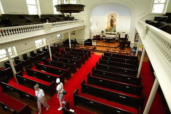 Another downtown church up for sale