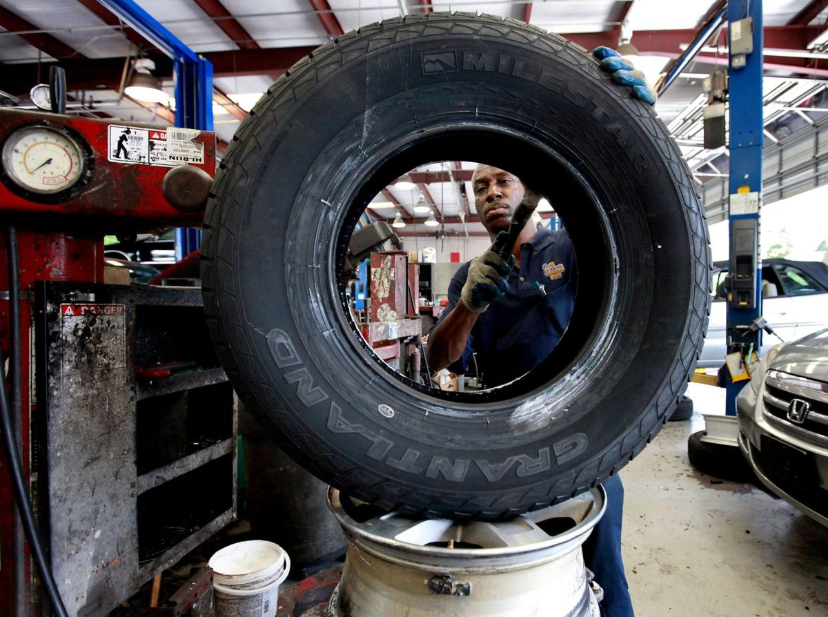 Pressure mounting Tire monitors on older cars could be ready to give out