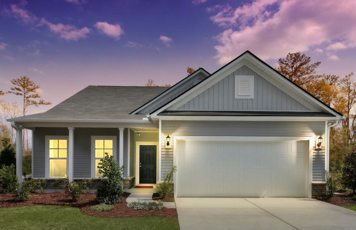 Compton Model Bradford Pointe Centex Homes