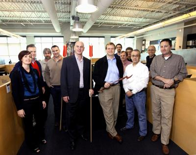 A new vision Atlatl's promise: Accelerate business sales through 3-D software