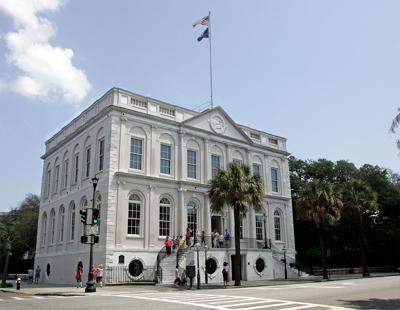 Charleston city hall (copy) (copy)