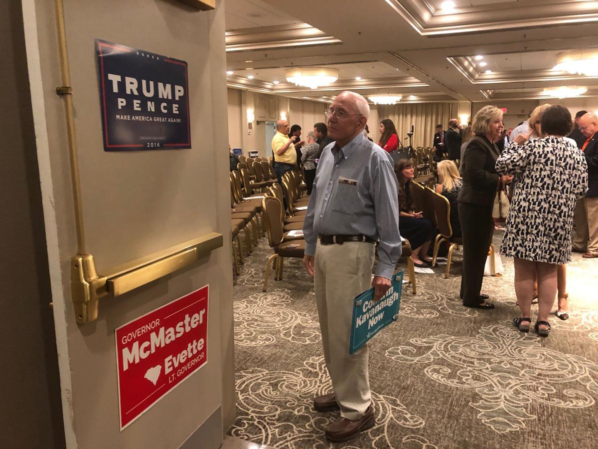 POST AND COURIER – Greenville GOP leadership abruptly resigns in overthrow launched by 'true MAGA supporters