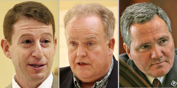 Harrell faces two challengers in Dist. 114