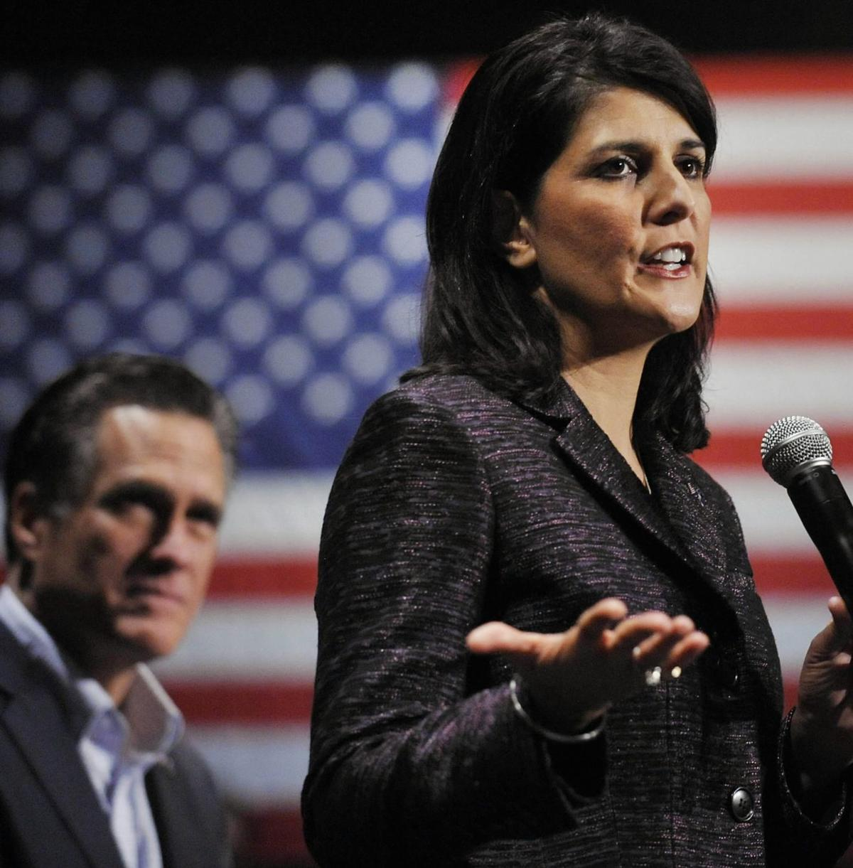 Winthrop Poll: Voters evenly divided on Gov. Haley's performance