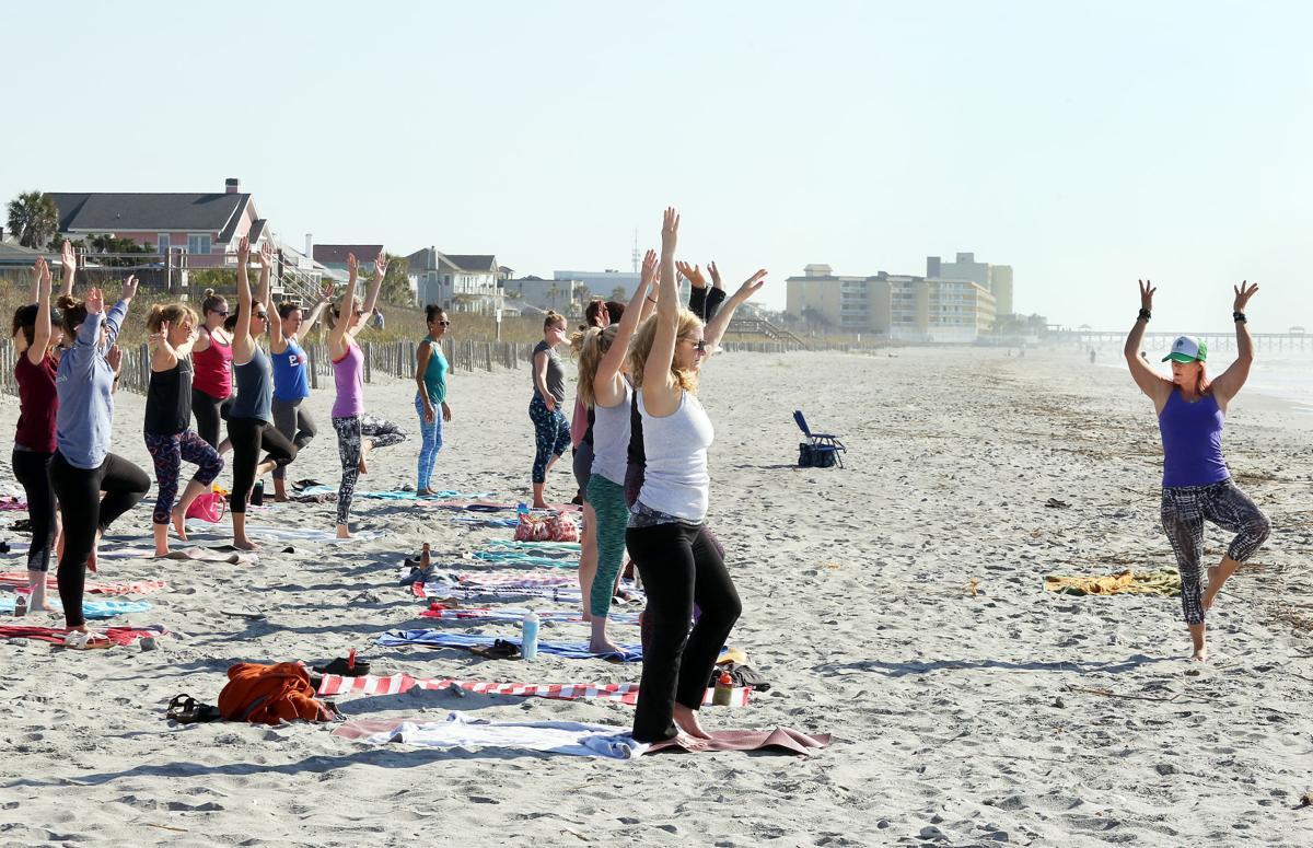 Folly Beach Yoga