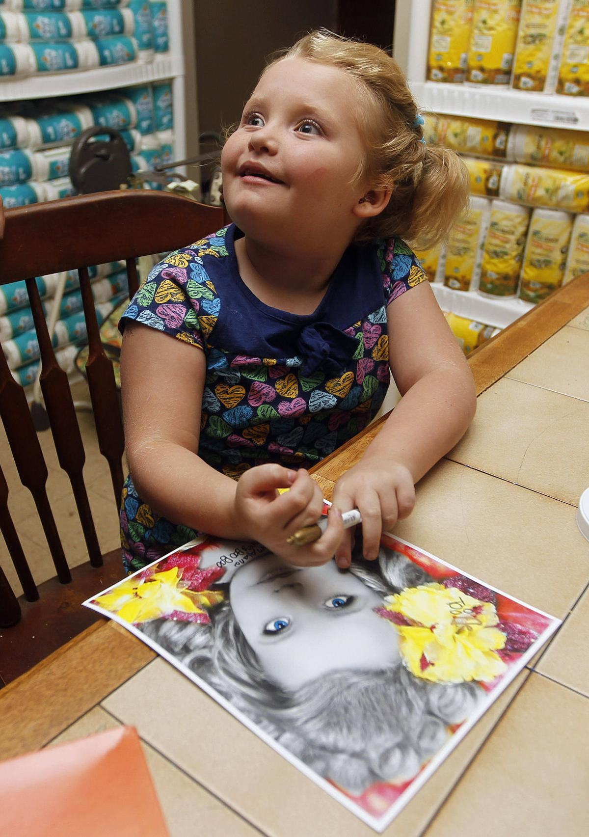 Honey Boo Boo 7-year-old has hometown fans and critics