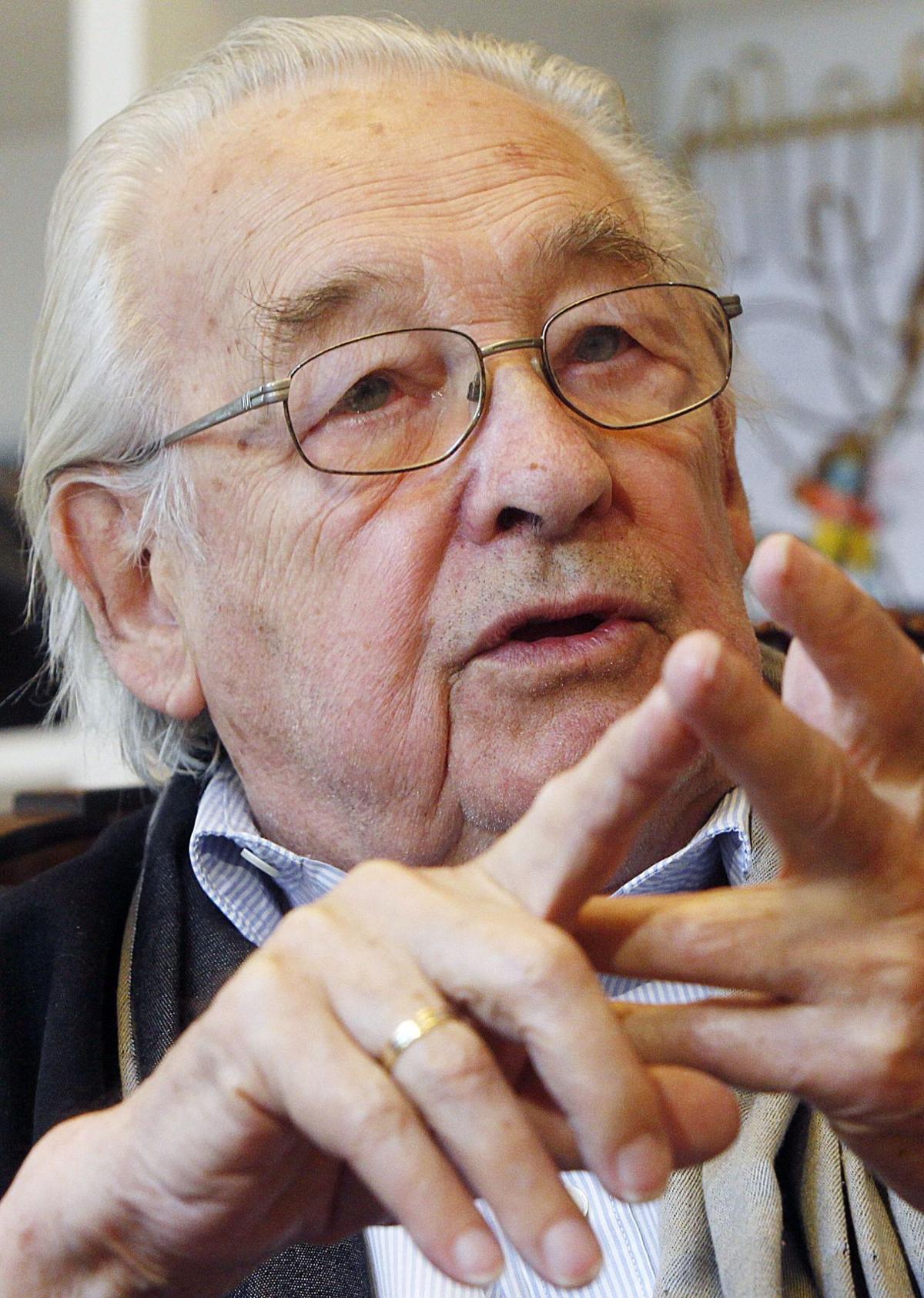 New Polish movie honors Lech Walesa