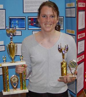 SCISA State Science Fair awards