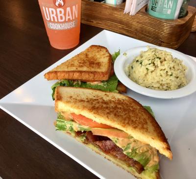 BALT sandwich Urban Cookhouse