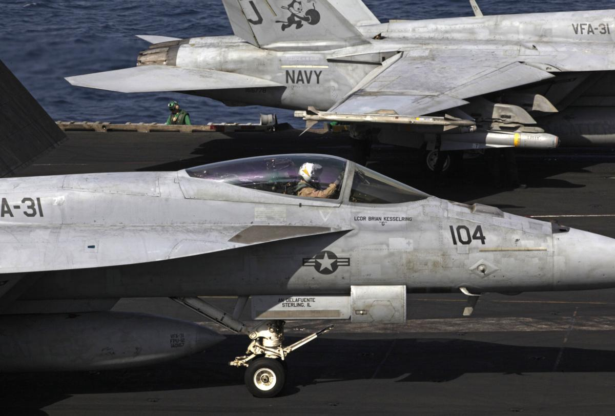 Air strikes will lose effectiveness vs. ISIS