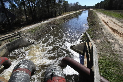 One-of-a-kind IP Canal born of drought