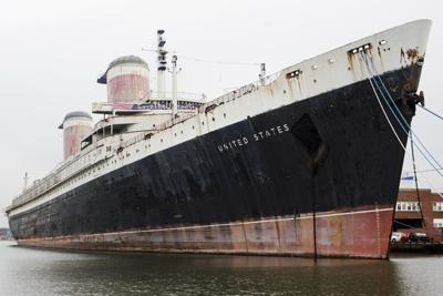 Historic luxury liner may sail seas again Crystal Cruises aims to give SS United States new life