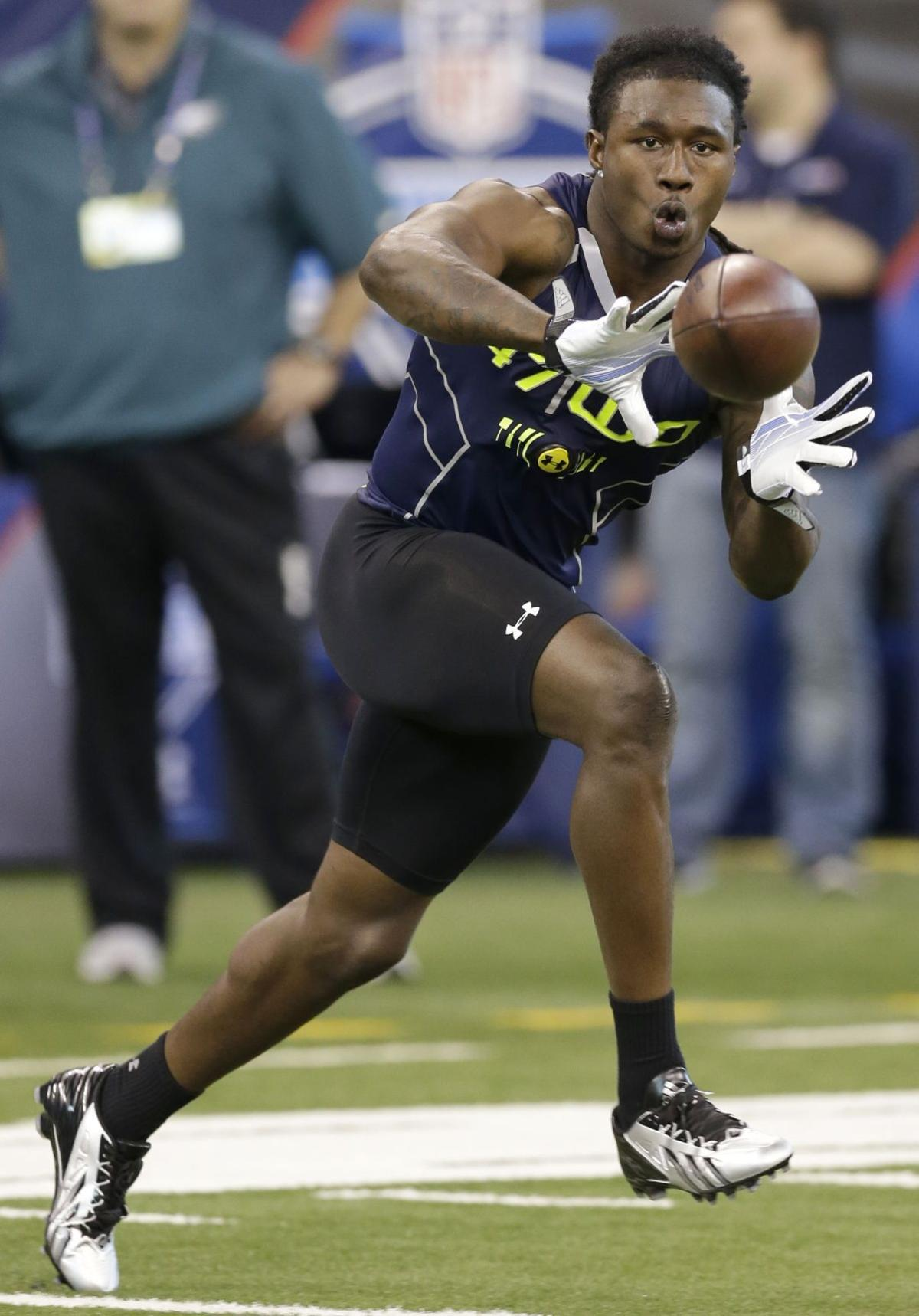 Six-pack of Clemson defenders parade their way to NFL Combine