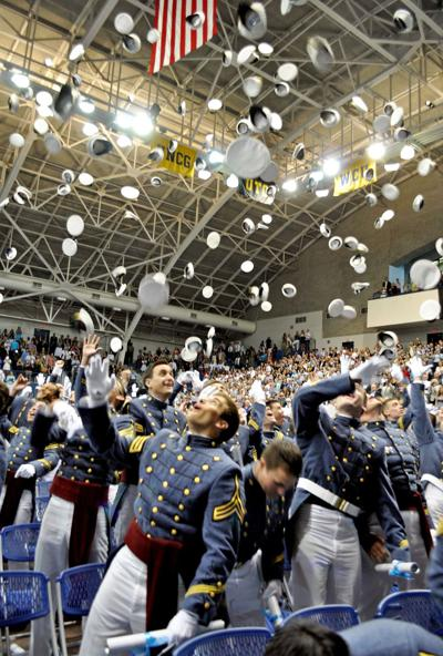 Citadel selects Navy Captain Eugene Paluso as new commandant