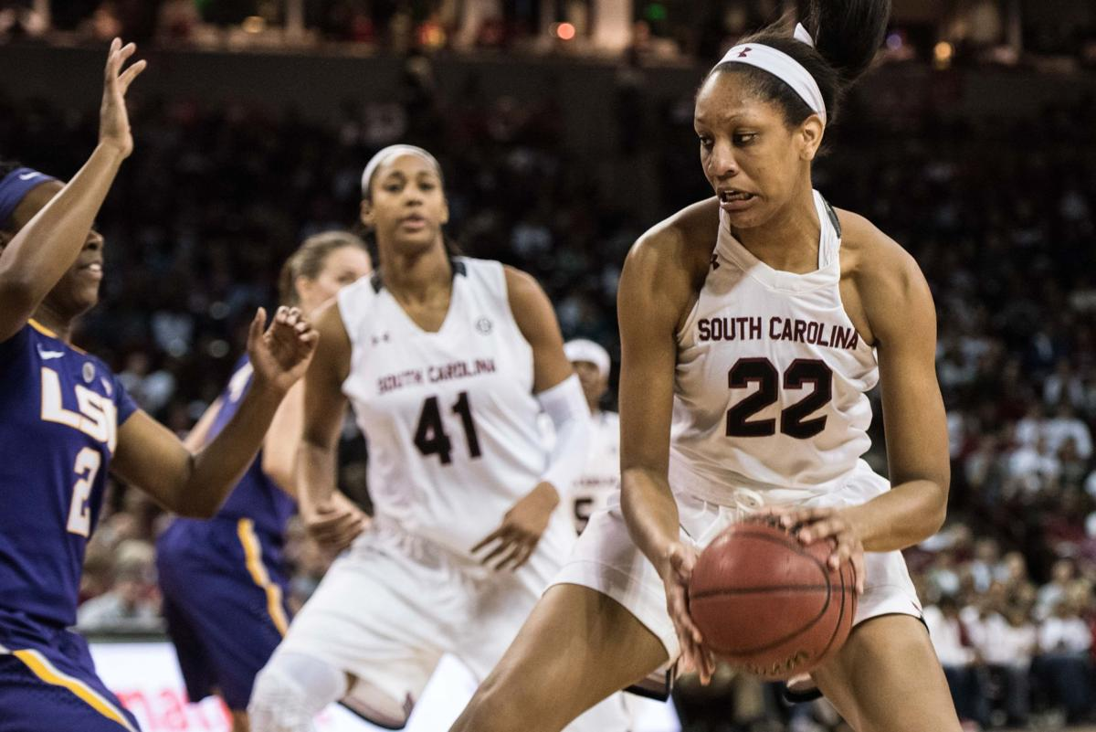 Sweet 16-0: SEC champion Gamecocks complete perfect conference run