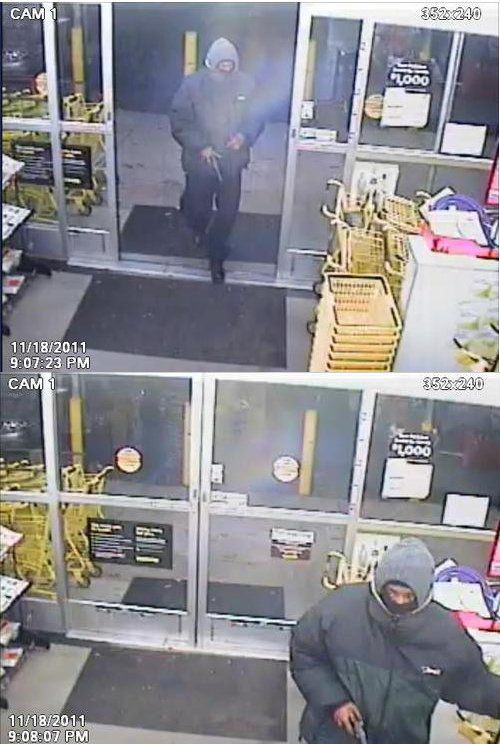 Deputies release surveillance photos from Dollar General robbery