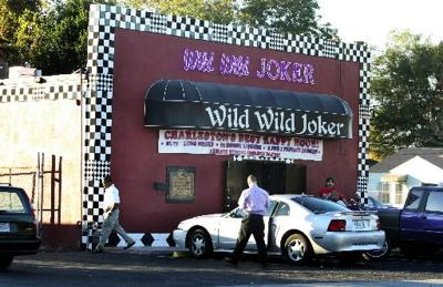 Strip club says it is bankrupt