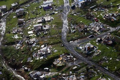 Puerto Rico aerial aftermath September 2017 (copy)