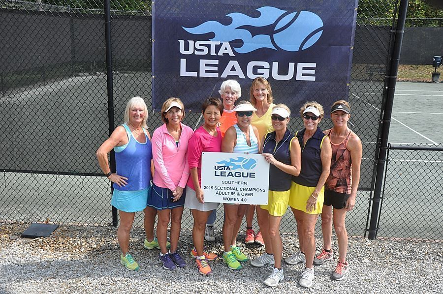 Mount Pleasant team wins USTA Southern Sectional tennis championship