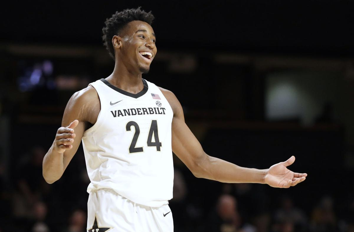 SE Missouri St Vanderbilt Basketball (copy)