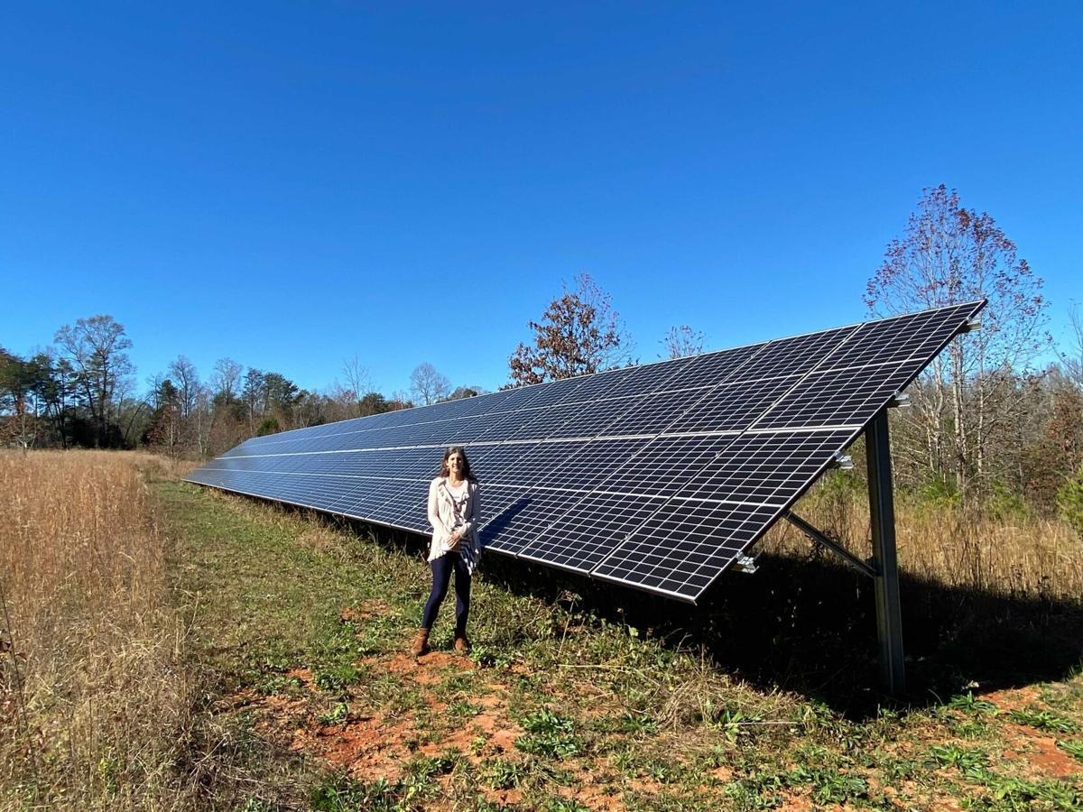 Brooks Smith solar