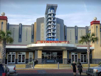 Citadel Mall Imax Stadium 16 cinema