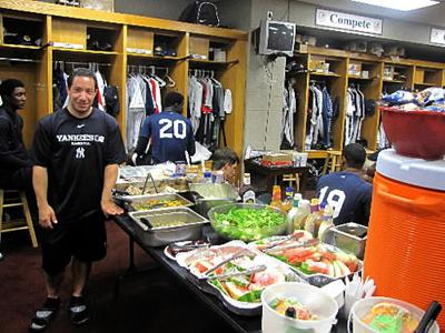 Yankees invest in nutrition