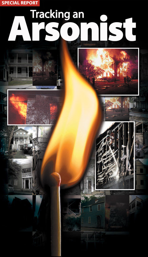 City list omits 2 possible arsons