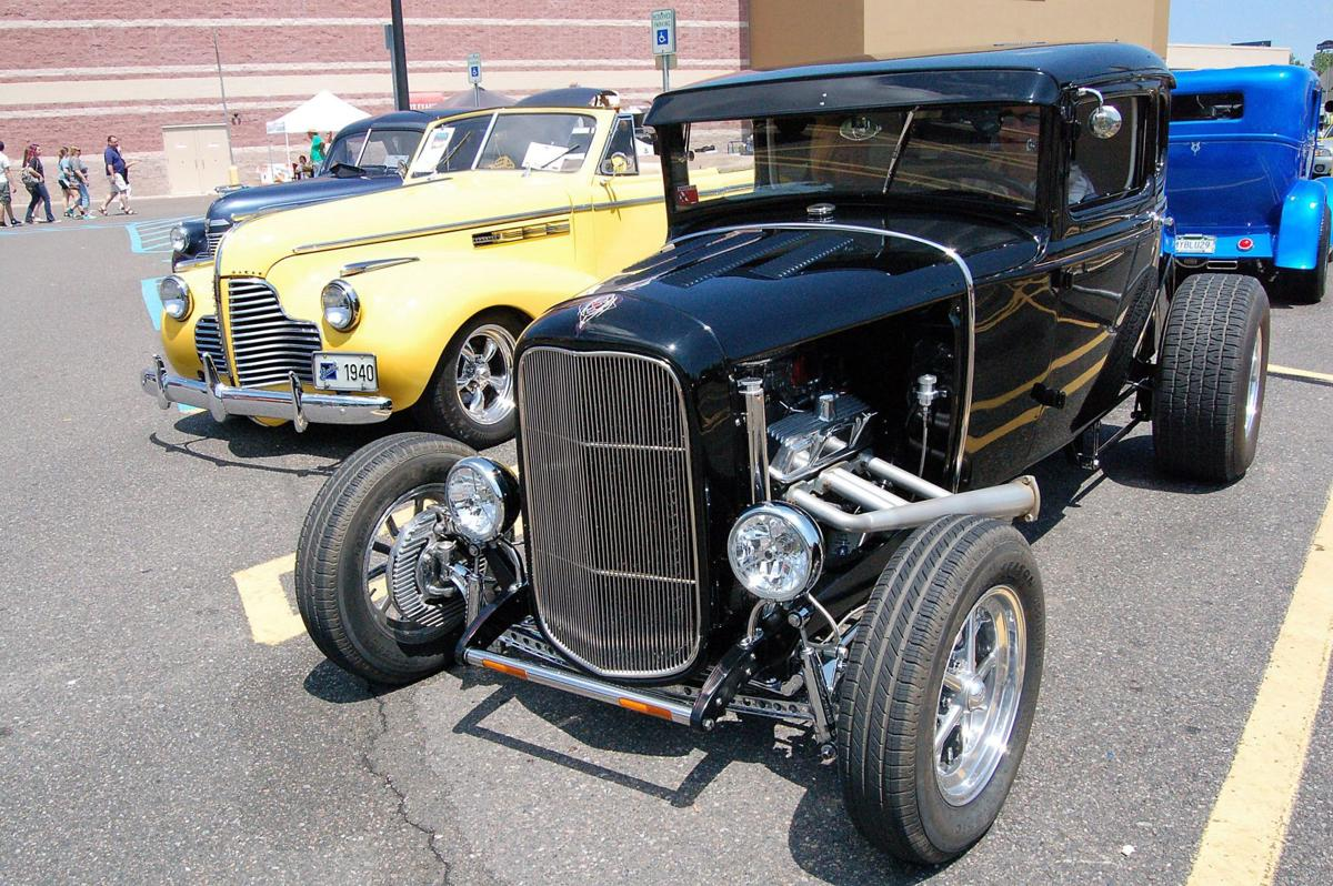 More than 180 vehicles, some immaculate, parked their wheels at annual Miracle Cruise-in car show