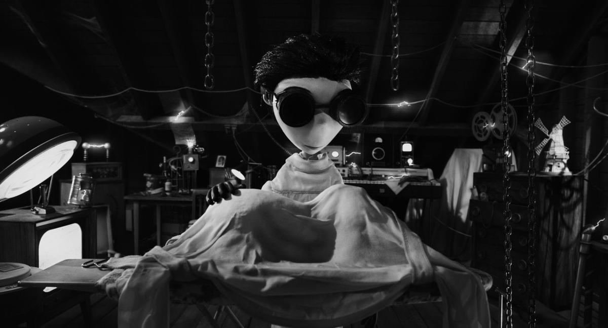 Burton Revives His Frankenweenie To Great Effect For New Film Charleston Scene Postandcourier Com