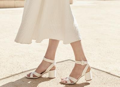 Margaux bridal shoes
