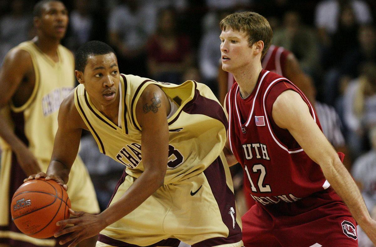 South Carolina at College of Charleston basketball