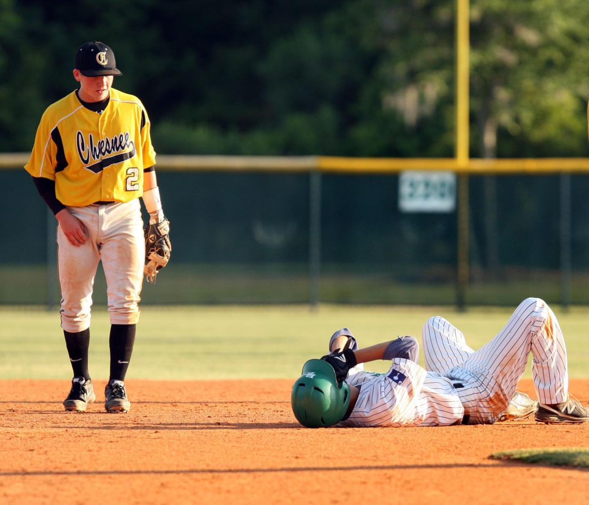 Injury raises questions of baseball safety