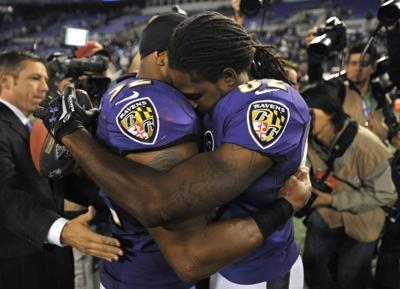 Ravens flying high Smith's two TDs, Tucker's late FG lift Baltimore