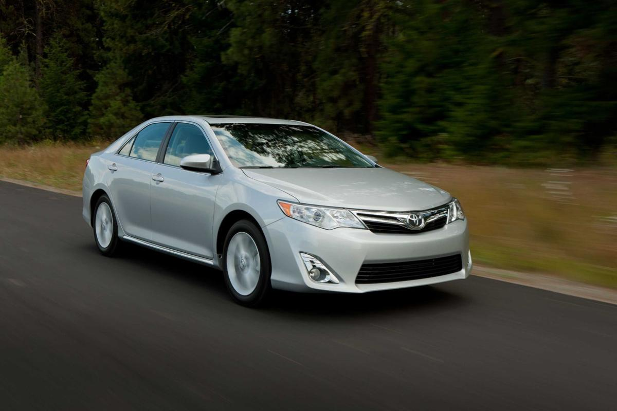 Toyota Camry sedan for 2012 goes back to its roots to outshine competition