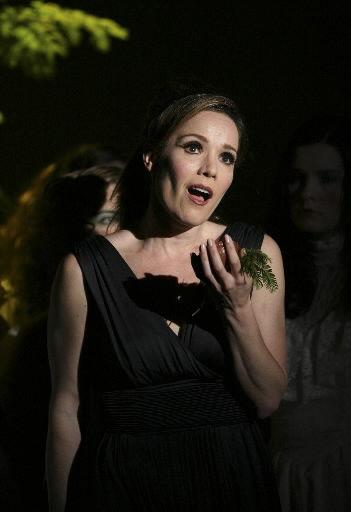 'Proserpina' making U.S. premier