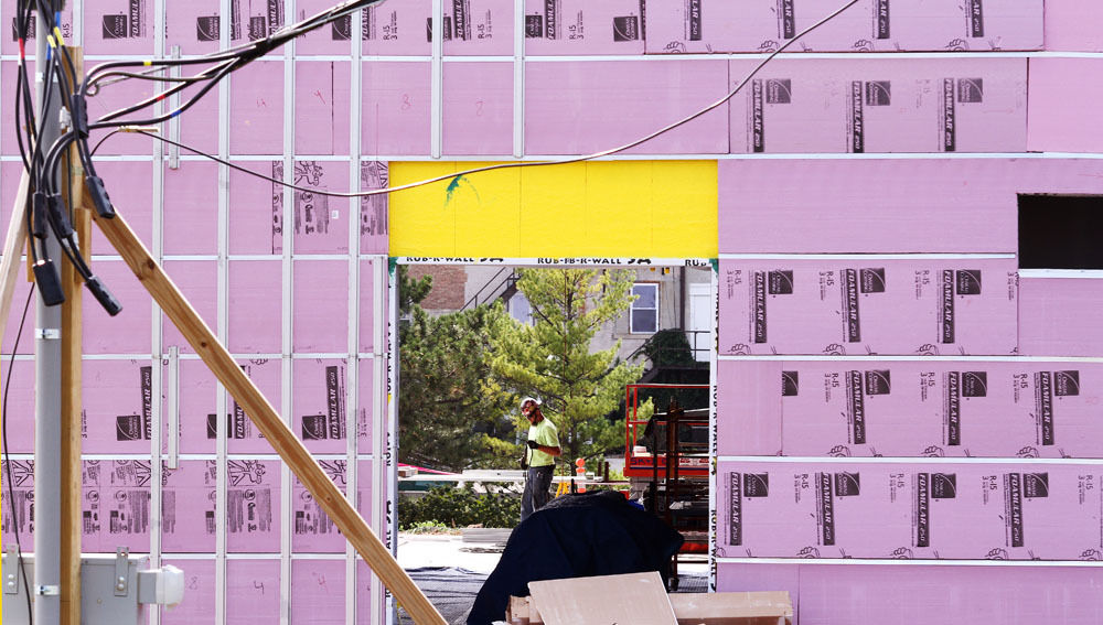 Nation's housing on the rebound