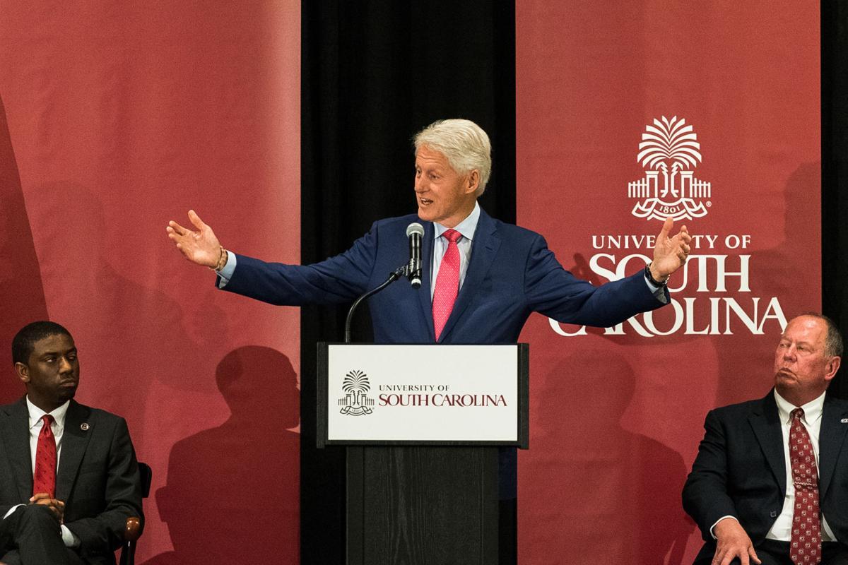 Clinton speach