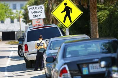Parking sign plans latest IOP headache