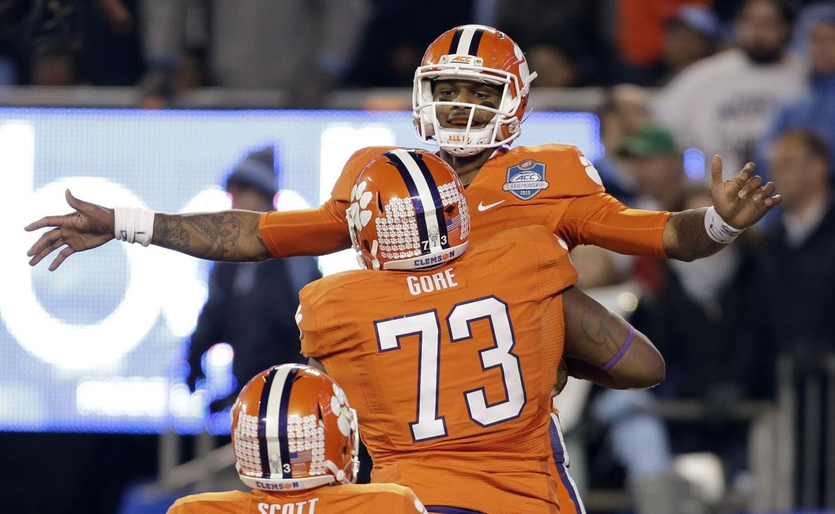 Gallman's second half sparks Tigers offense